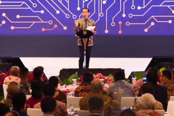 APBN Hanya Berkontribusi 14%, Presiden Jokowi : Beri Kesempatan Dulu Pada Swasta 113