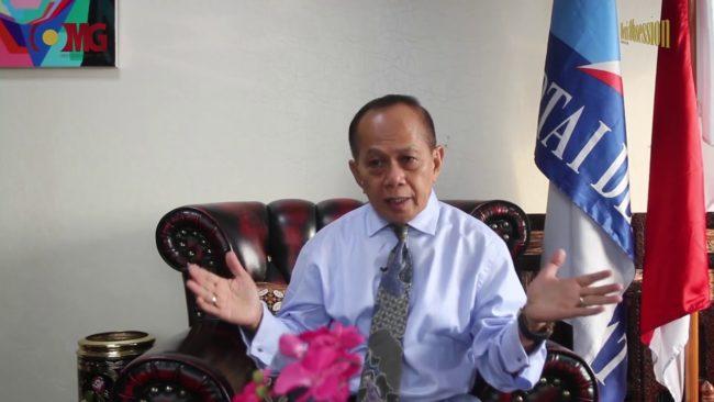 Wacana Amendemen UUD, Syarif Hasan : MPR Buka Ruang Bagi Masukan Masyarakat 113