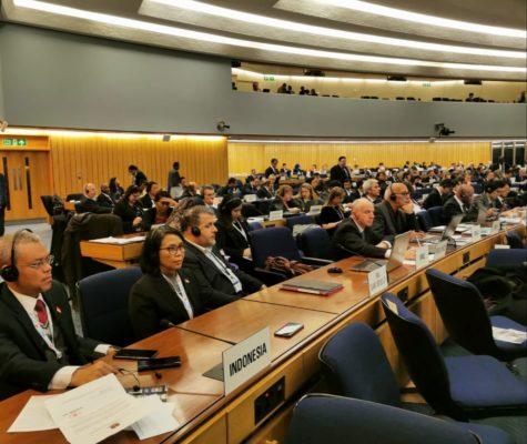 Indonesia Calonkan Kembali Jadi Anggota Kategori C Dewan IMO dan Calonkan BPK Sebagai Eksternal Auditor 114