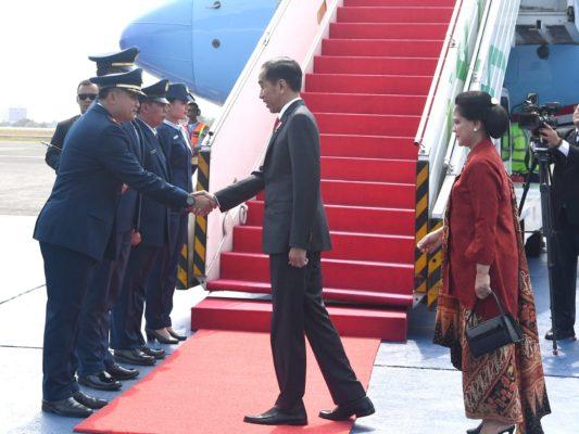 Presiden Jokowi Bertolak ke Thailand Hadiri Rangkaian Acara KTT ke-35 ASEAN 111