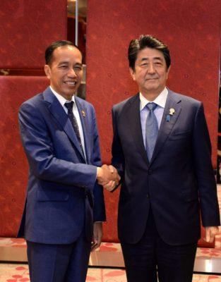 Jepang Dukung Prioritas Program Pembangunan Presiden Jokowi 111