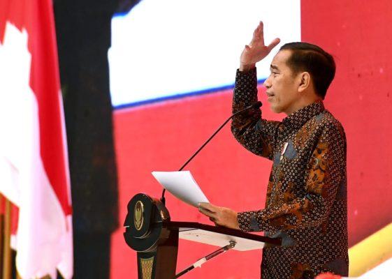 Ubah Pola Pikir, Presiden Jokowi Minta Perbaikan Proses Pengadaan Barang dan Jasa Pemerintah 113