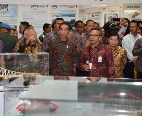 Pemerintah Bangun Infrastruktur untuk Dongkrak Perekonomian dan Tingkatkan Lapangan Kerja 112