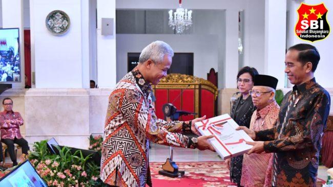 Presiden Jokowi : Belanja Anggaran Harus Disertai dengan Peningkatan Realisasi Anggaran yang Berkualitas 114