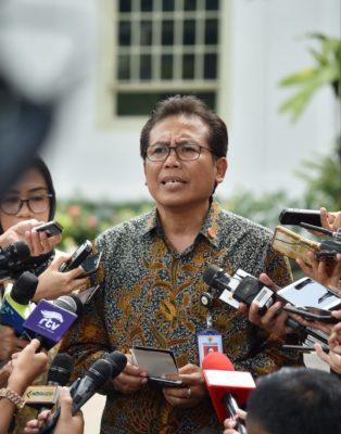 Presiden Ingatkan TNI dan Polri Jaga Agenda Besar Pembangunan 114