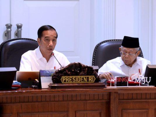 Presiden Jokowi Tekankan Aspek Promotif dan Preventif pada Penanganan Kesehatan 113