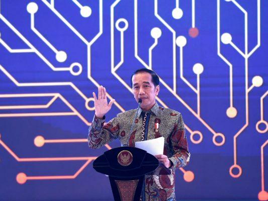 Presiden Dukung Pemanfaatan Sumber Ekonomi Baru 113