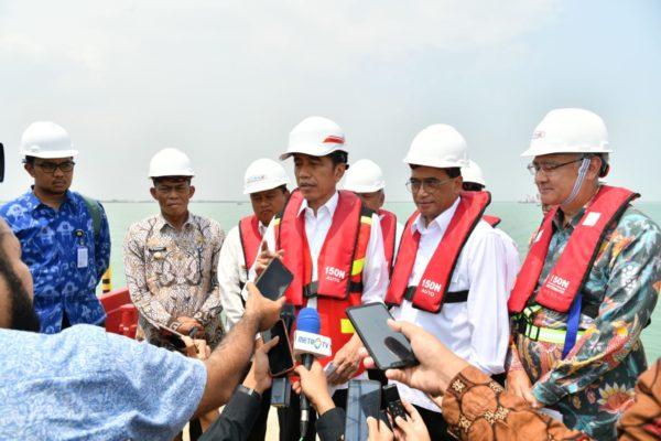 Presiden Ingin Pelabuhan Patimban Jadi Hub Besar untuk Ekspor Otomotif 114