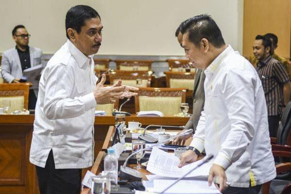 DPR RI Komisi III : Desak BNPT Optimalkan Fungsi Kontra Radikalisasi 113