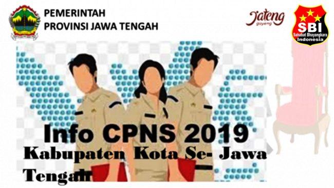 Pengumuman CPNS Provinsi Jateng Tahun 2019 111