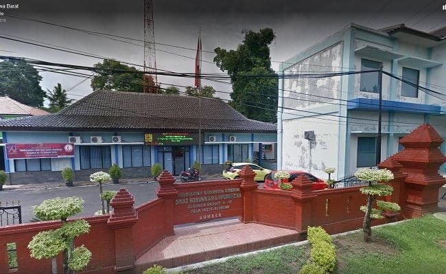 Pemkab Cirebon Klarifikasi Runtuhnya Bangunan Sekolah SMPN 2 Plumbon 111