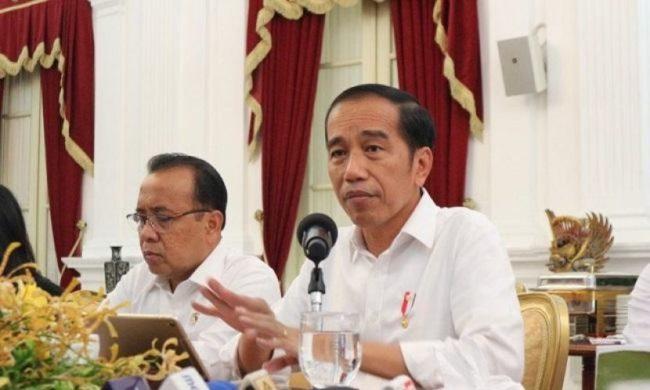 Presiden Jokowi Tegaskan Persoalan Munas Urusan Internal Golkar 113