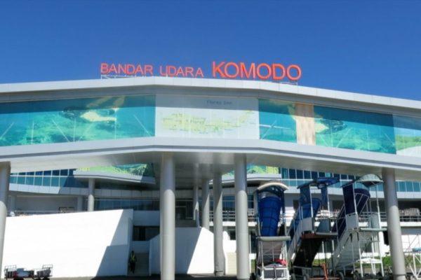 Targetkan 4 Juta Penumpang, Pemerintah Gandeng Pengelola Changi Kembangkan Bandara Komodo 113
