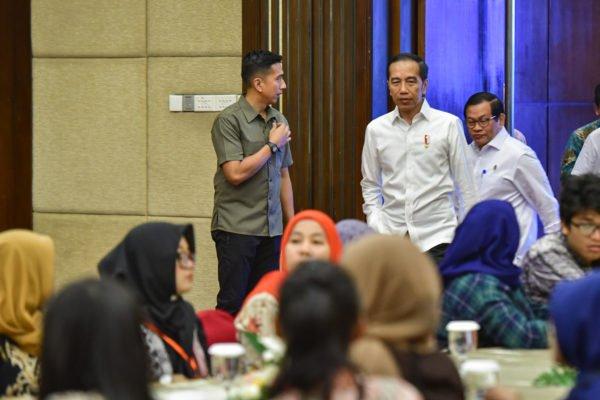 Ada Hakim dan Mantan KPK, Presiden Jokowi Pastikan Dewas KPK Diisi Nama-Nama Yang Baik 113