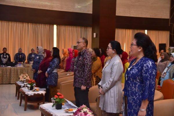 Gantikan Ria Bistok Simbolon, Nani Yuli Harsono Jadi Ketua DWP Sekretariat Kabinet 2019-2024 113