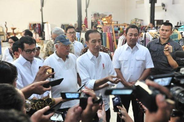 Presiden Jokowi Berharap Jangan Ada Spekulasi Negatif Terkait Penangkapan Pelaku Penyiram Novel 113