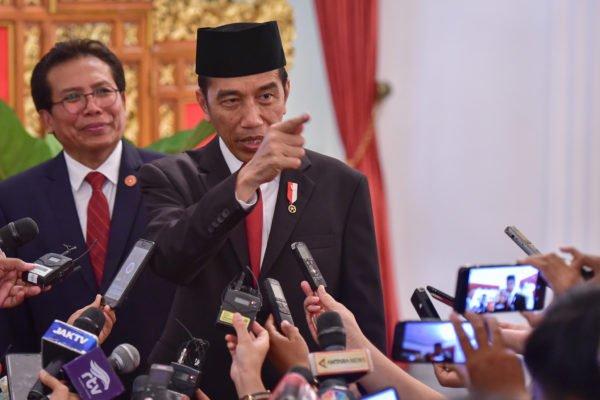 Presiden Jokowi : Optimistis KPK Akan Lebih Baik, Komposisi Dewan Pengawas Kombinasi Yang Sangat Baik 113