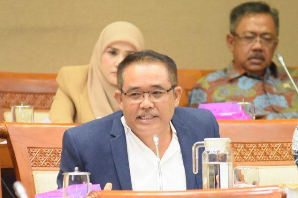 DPR RI Komisi VII : Ditjen ETBKE Harus Berintegrasi Bangun Pembangkit Listrik 113