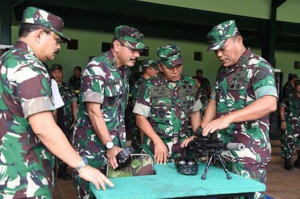 Panglima TNI : Kemampuan Menembak Menunjukkan Profesionalisme Prajurit 114