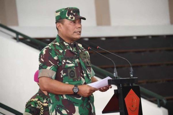 Panglima TNI : Kemampuan Menembak Menunjukkan Profesionalisme Prajurit 113