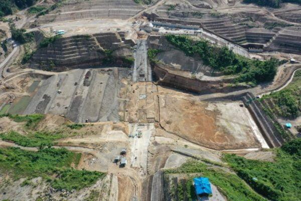 DPR RI Komisi V : Optimis Pembangunan Bendungan Kuwil Kawangkoan Selesai Sesuai Target 113