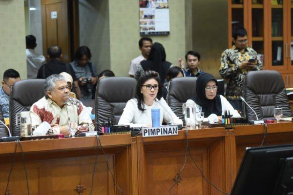 DPR RI : Komisi IX Akan Sampaikan Aduan Karyawan PHK Freeport Kepada Menaker 113
