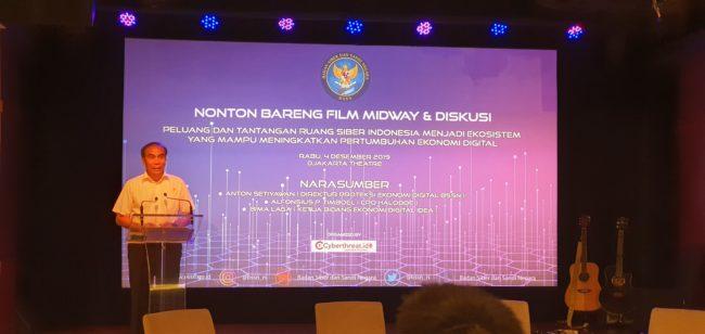 Kepala BSSN Ungkap Ada Serangan Siber Yang Bisa Hancurkan Nilai Budaya dan Agama 111