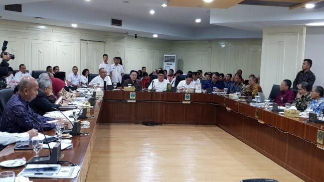 DPR RI Komisi II : Pilkada yang Baik Akan Hasilkan Pemerintah Daerah yang Baik 113