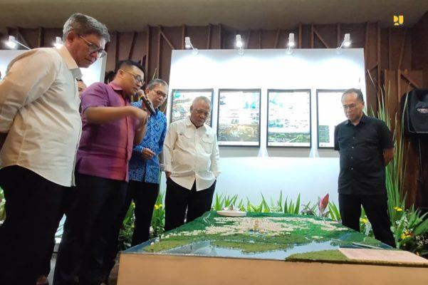 Pertajam Gagasan, 3 Pemenang Sayembara Desain Dikirim ke Calon Ibu Kota Negara 111