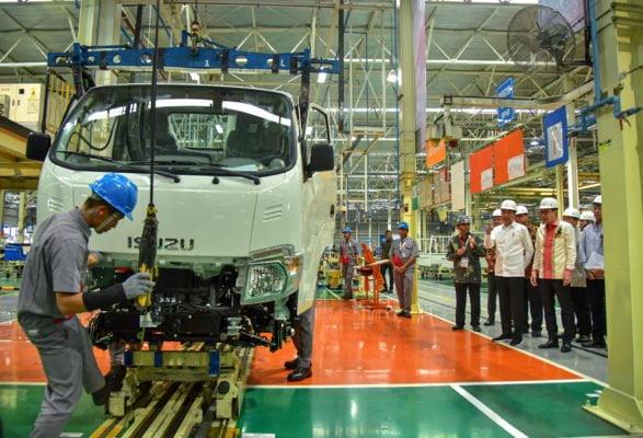 Presiden Jokowi : Stop Ekspor Nikel Digugat WTO, Kita Hadapi, Siapkan 'Lawyer' Terbaik 113