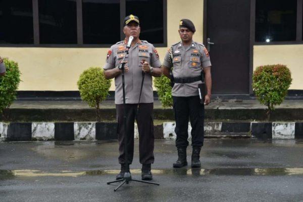 Kapolda Papua : Situasi di Papua Aman dan Kondusif 113