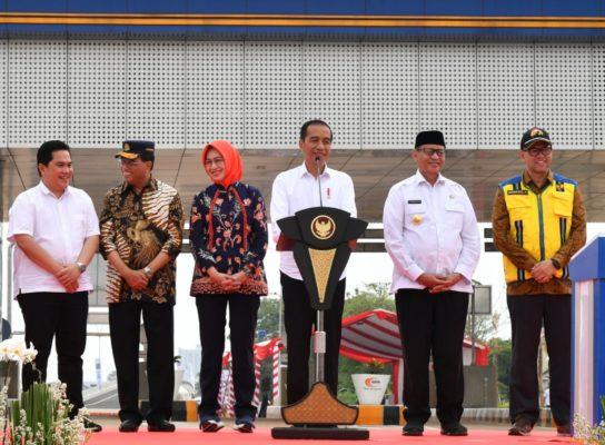 Pembangunan JORR II Dapat Gerakkan Perekonomian Banten dan Mudahkan Mobilitas 111