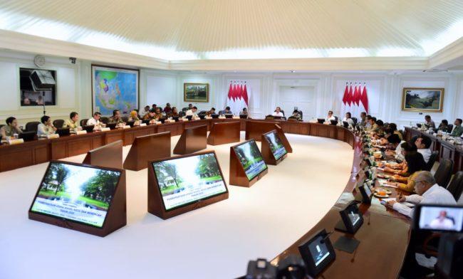 Presiden Inginkan Upaya Pengendalian Impor Migas dan Peningkatan Produksi Minyak Pertamina 114