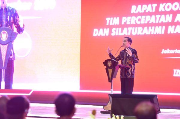 Presiden Jokowi : Dorong Literasi dan Inklusi Keuangan Masyarakat 113