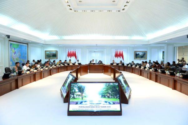 Pemanfaatan Dana Desa Tahun 2020 Diarahkan untuk Sektor Produktif dan Padat Karya 114