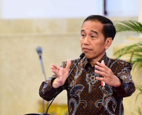 Presiden Ingin Pemda Sambungkan Infrastruktur ke Sentra Produksi dan Pariwisata 113