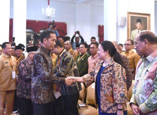 Presiden Joko Widodo : Pemerintah Segera Ajukan Omnibus Law ke DPR 114