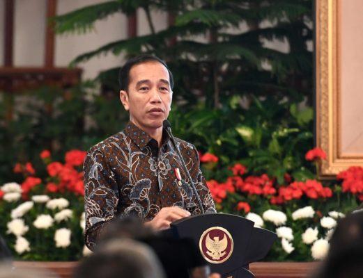 Presiden Joko Widodo : Pemerintah Segera Ajukan Omnibus Law ke DPR 113