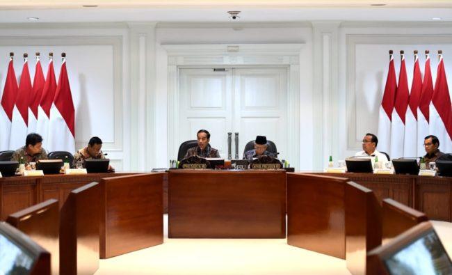 Presiden Jokowi : Pindah Ibu Kota Bukan Sekadar Pindah Kantor Pemerintahan 113