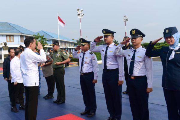 Presiden Jokowi Tinjau Lokasi Ibu Kota Baru dan Resmikan Tol Balikpapan-Samarinda 114