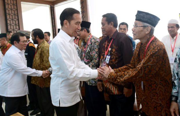 Presiden Apresiasi Dukungan Tokoh Masyarakat Kaltim untuk Ibu Kota Baru 113