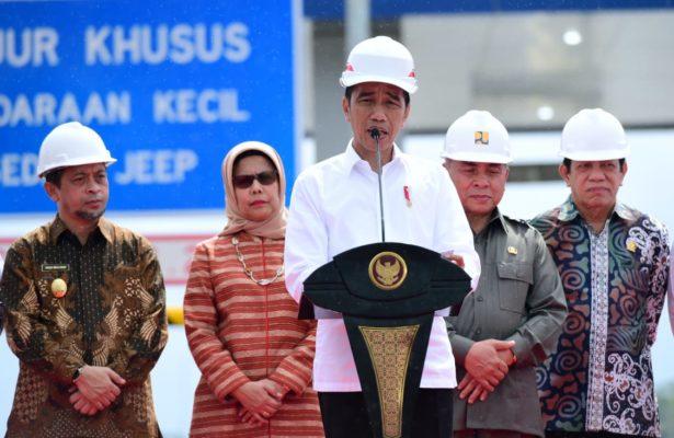 Soal Ekspor Lobster, Presiden Ingatkan Keseimbangan Lingkungan dan Ekonomi 113