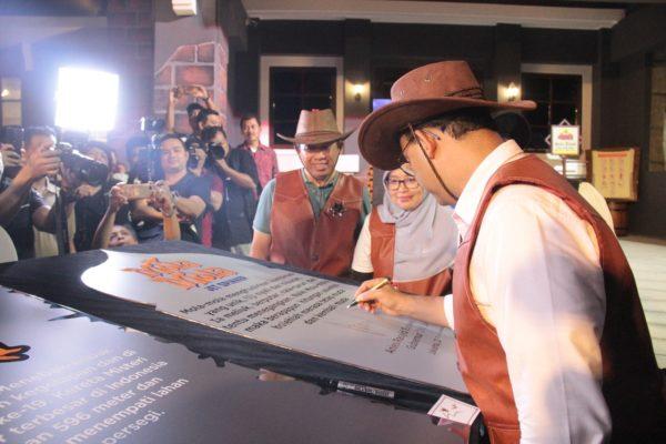 Gubernur DKI Jakarta Resmikan Wahana Indoor Coaster Terbesar Di Indonesia 113