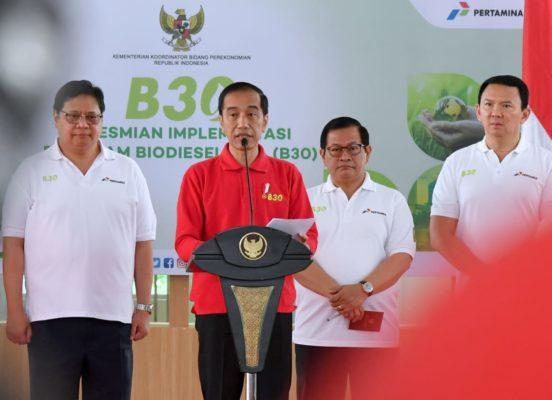 Hemat Devisa Rp 63 Triliun, Presiden Joko Widodo Resmikan Implementasi B30 Hari Ini 113