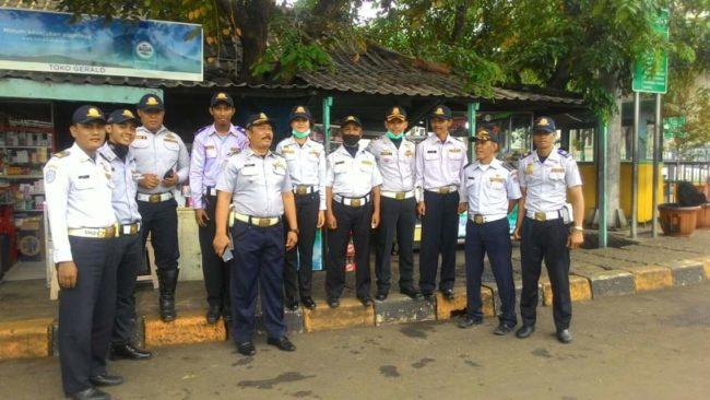 Kepala Terminal Tanjung Priok Pastikan Keamanan dan Kenyamanan Libur Natal dan Tahun Baru 111