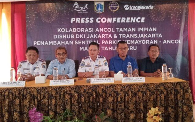 Pemprov DKI Jakarta Dan Transjakarta Membuat Terobosan Skema Arus Lalu Lintas Dan Sarana Parkir Untuk Hiburan Malam Tahun Baru Di Ancol 113