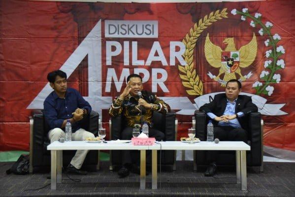 Bamsoet : Ada Wacana Publik Menghadirkan Kembali Utusan Golongan Dalam MPR RI 113