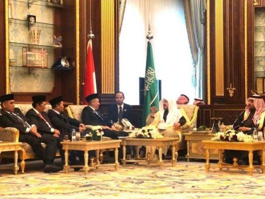 MPR RI : Ketua Majelis Syura Arab Saudi Dukung Indonesia Bentuk Forum Majelis Syuro Sedunia 113