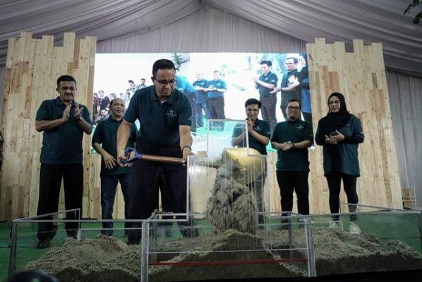 Gubernur Anies Baswedan Kembali Buka Program DP Nol Rupiah di Jaktim 101
