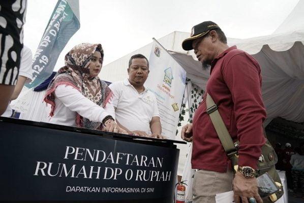 Gubernur Anies Baswedan Kembali Buka Program DP Nol Rupiah di Jaktim 102